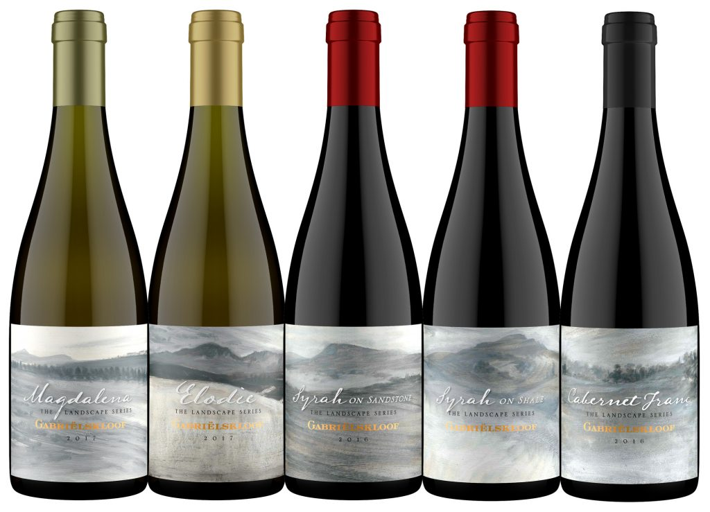 Gabrielskloof Syrah on Shale 2017 - 6 Great Reasons To Try Wine Tasting In Cape Town, South Africa
